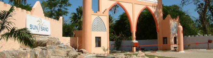 Mahmud Visram - family owns the SUN N SAND BEACH RESORT