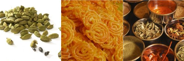 Noorbanu Nimji - A Spicy Touch Cookbooks