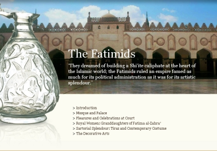 Museum With No Frontiers (MWNF) - Discover Islamic Art - The Fatimids