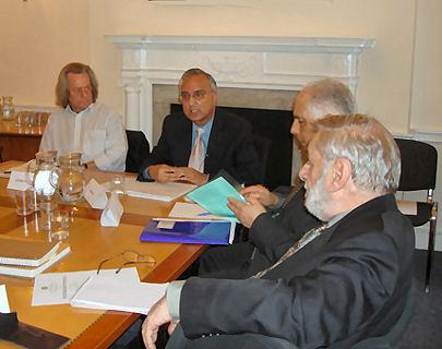 Director Institute of Ismaili Studies Professor Azim Nanji Speaks on Pluralism and its Contents