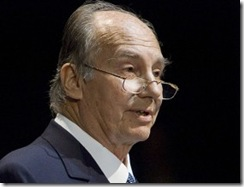 Interview with His Highness the Aga Khan