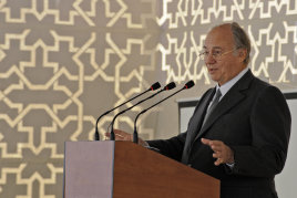 Speech by Mawlana Hazar Imam At the Foundation Stone Laying Ceremony of The Ismaili Jamatkhana and Centre, Khorog Monday, 3 November 2008