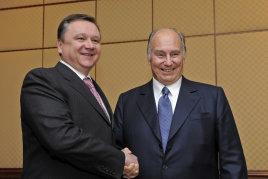 Kyrgyzstan's Prime Minister met with Prince Aga Khan