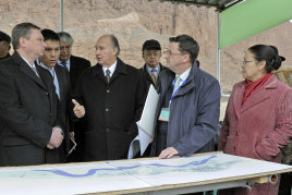 Aga Khan, Prime Minister to review progress of University of Central Asia in Naryn