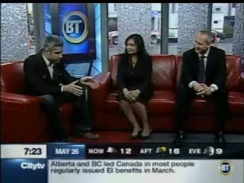 CityTV: World Partnership Walk on Breakfast Television