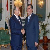 GJ Central Asia Visit