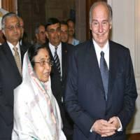 GJ Visit India