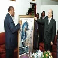 GJ Mozambique Visit