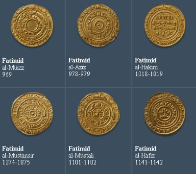 Coinage of the Fatimids