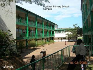 Chachi's Kitchen: Aga Khan Primary School, Kampala