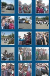 Khunjerav to Karachi peace walk photographs