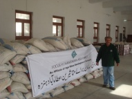 FOCUS playing leading role in relief operations at Attabad Hunza