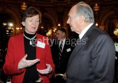 His Highness the Aga Khan at Global Zero Summit in Paris Feb 2 2010 5 Photo Pascal Le Segretain Getty Images