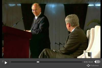 CBC Video: The National: Aga Khan in Toronto