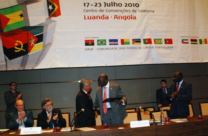 The Community of Portuguese-Speaking Countries (CPLP) and AKDN Sign Protocol of Co-operation