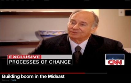 Building boom in the Middle East - Process of Change: CNN talks with His Highness the Aga Khan