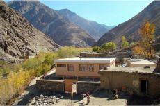 Kalacha Jamatkhana in the Warsaj district of Takhar Province Afghanistan