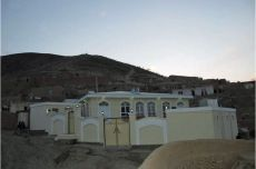 Tapa-i-Farhat Jamatkhana in Puli Khumry Baghlan Afghanistan