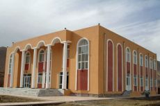 Zargha Jamatkhana in Baghlan Afghanistan