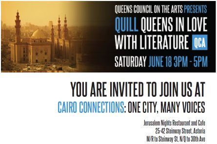 Alice Hunsberger to present at Cairo Connections: One City, Many Voices