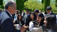 Ismaili Youth Group receives Duke of Edinburgh awards