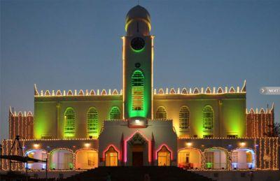 The Ismaili Photo Gallery: Jamat in Uganda celebrates Mawlana Hazar Imam's visit