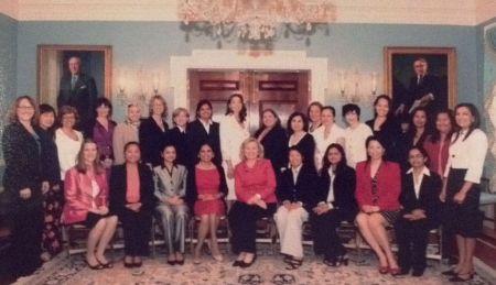 TechWomen Mentors