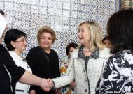 Clinton discusses human rights, regional security in Tajikistan - CNN.com