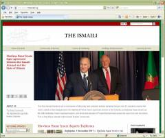 Official Website of Ismailis theismaili