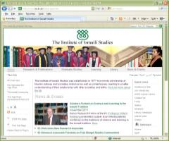 Official Website of Institute of Ismaili Studies IIS