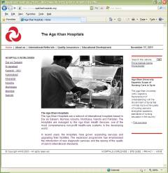 Official Website Aga Khan Hospitals