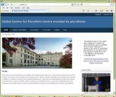 Official Website Global Centre for Pluralism GPC