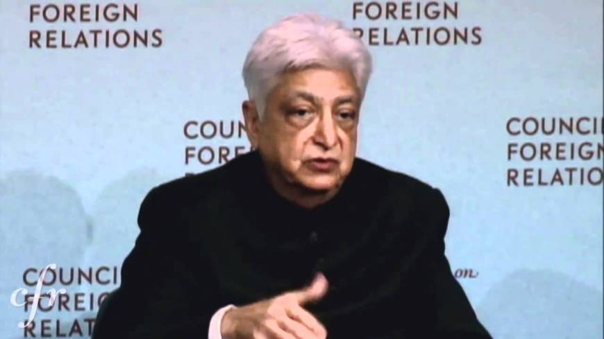 Azim Premji - Council on Foreign Relations