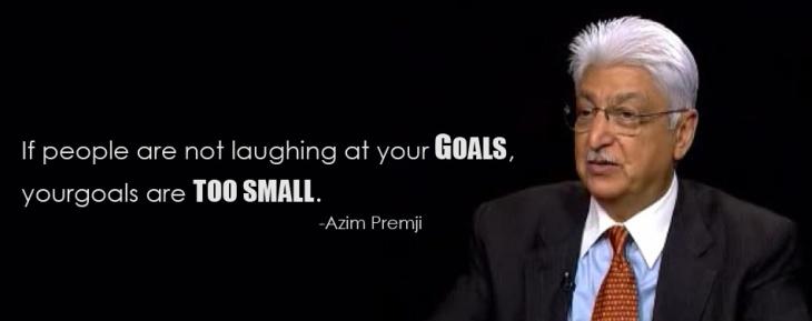 Azim Premji - Quote