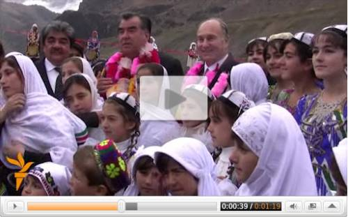 short-video-aga-khan-tajik-president