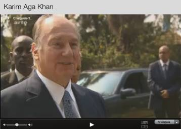 ARTE Documentary of His Highness the Aga Khan
