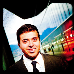 "Serebra's President & CEO Taleeb Noormohamed named Business in Vancouver's ""Forty under 40"" recipient"