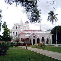 Postmarks of India: Aga Khan Palace, Pune