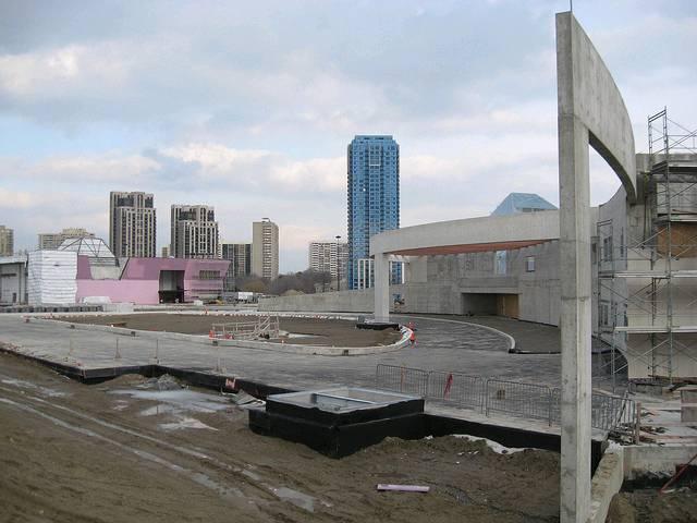 Aga Khan Museum for Islamic Art and Culture & Ismaili Centre in Toronto Feb 23 2012