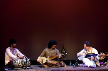 Raga concert explores ties between Indian and Afghan music |The Boston Globe