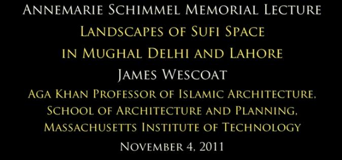 Annemarie Schimmel Memorial Lecture