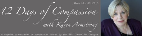 Simon Fraser University | 12 Days of Compassion with Karen Armstrong