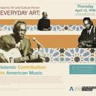 UT Arlington Islamic Art and Culture Forum focuses on American music