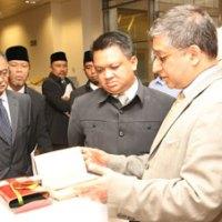 Malaysian Scholars Visit Aga Khan University - Study of Muslim Civilisations (ISMC)
