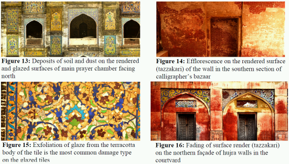 Documentation and Conservation of Wazir Khan Mosque, Lahore, Pakistan: Aga Khan Cultural Service