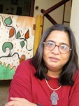 Interview with Chennai based artist Asma Menon