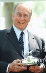 Prix de Diane: Interview with His Highness the Aga Khan, by LeParisien