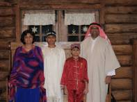 Muhammed Hassanali & Family: Tales from the Silk Road Performance