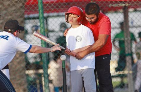 Faiz Mousa: Scoring a home run for special needs children - gulfnews