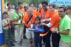 7500 people walked to raise over $1 million at Houston Partnership Walk